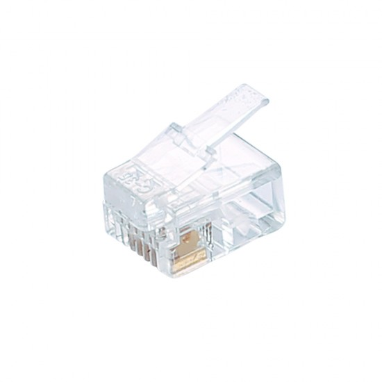 RJ11 Connector(bag of 50)