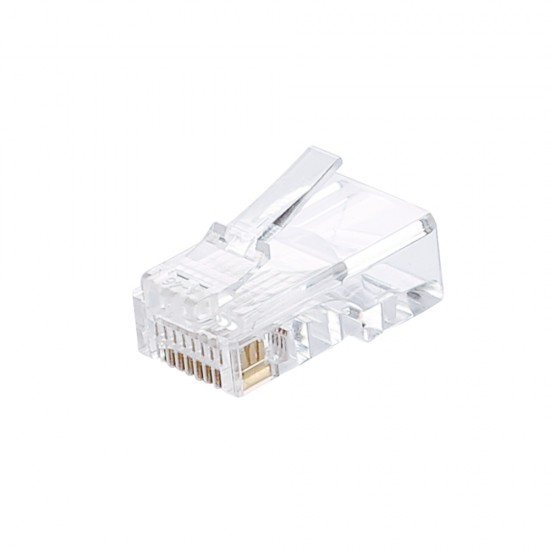 RJ45 Connector for Cat5e Unshielded(bag of 50)