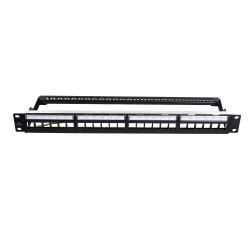 Empty Patch Panel(24 ports)