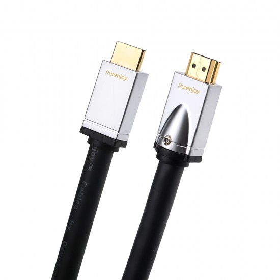 HDMI Cable (Silver,10 m, Black)
