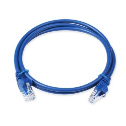 Cat5e Unshielded Patch Cable (L1m, select color)