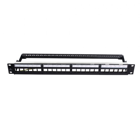 Voice Patch Cable Rack(Black)