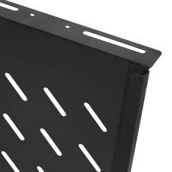 450mm Fixed Rack Shelf