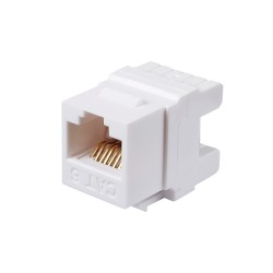 Cat6 Unshielded Keystone Jack