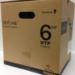 Cat6 Unshielded Network Cable(bulk,L305)
