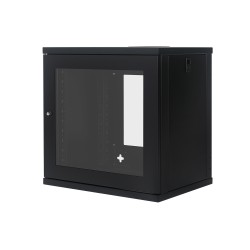 12U Premium Wall Cabinet (600x450) - Fully Welded Heavy Duty