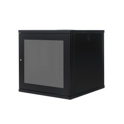 12U Premium Wall Cabinet (600x650) - Fully Welded Heavy Duty