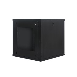 12U Premium Wall Cabinet (600x650) - Fully Welded Heavy Duty